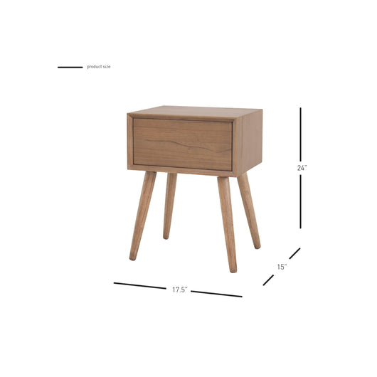 Henley KD Night Stand