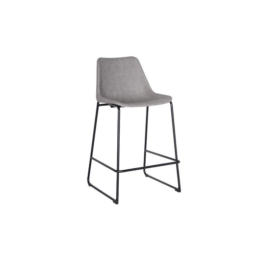 Delta PU ABS Counter Stool