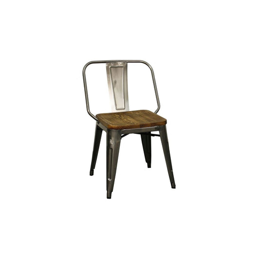 Brian Metal Side Chair - Set of 4