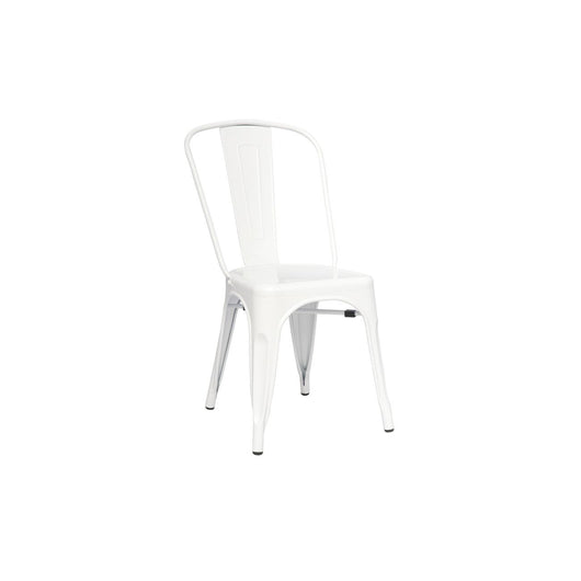 Metropolis Metal Side Chair - Set of 4