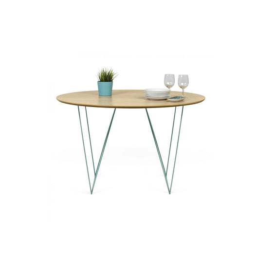 Temahome Row 120 Dining Table