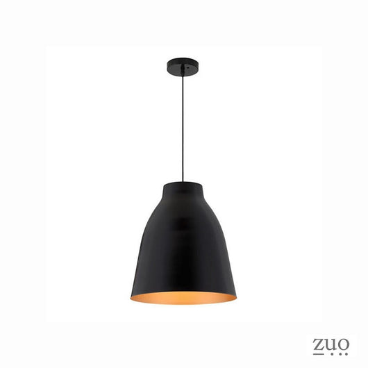 Zuo Bronze Ceiling Lamp