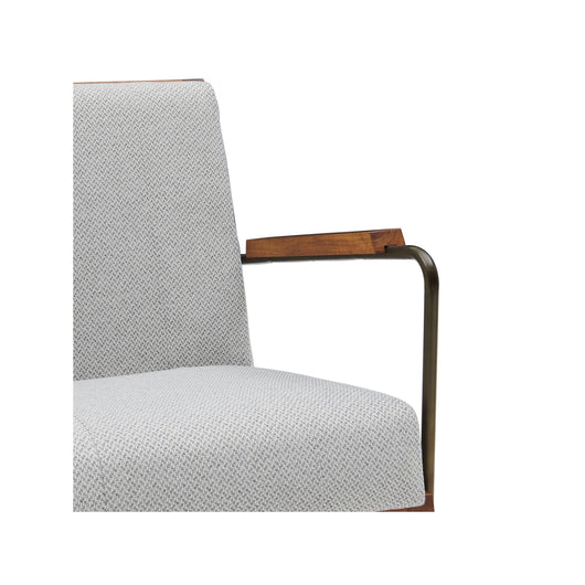 Damian Fabric Accent Chair