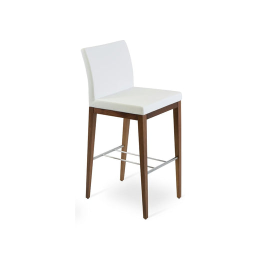 Sohoconcept Aria Wood Bar Stool