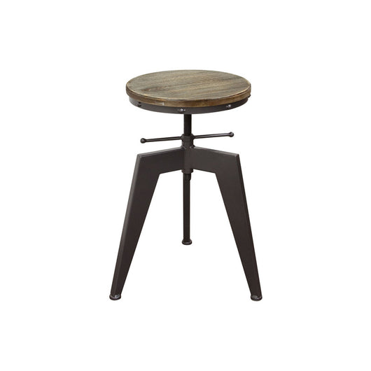 Austin Vintage Adjustable Stool - set of 2