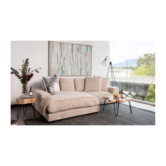 Moe's Home Collection Plunge Sectional