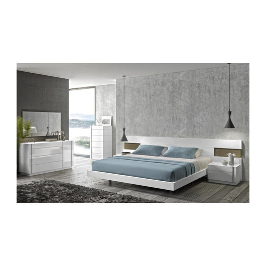 J&M Furniture Amora Bed
