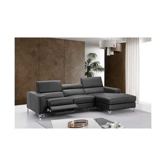 J&M Furniture Ariana Premium Leather Sectional