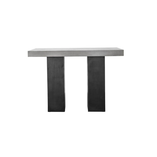 Moe's  Lithic Outdoor Bar Table