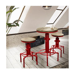 Brooklyn Adjustable Stool