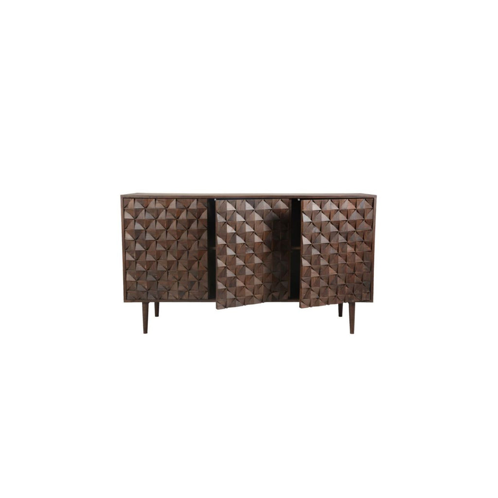 Moe 39 s home collection pablo sideboard 2bmod for Sideboard pablo