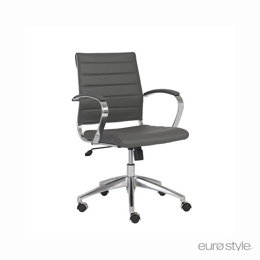Euro Style Axel Office Chair - Low Back