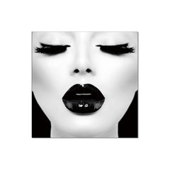 J&M Premium Acrylic Wall Art Black & White