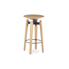 B&T Bow Counter Stool