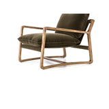 Abbott Ace Chair Wood Frame