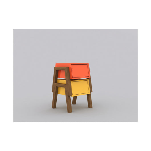 Casabianca Figo Side Table