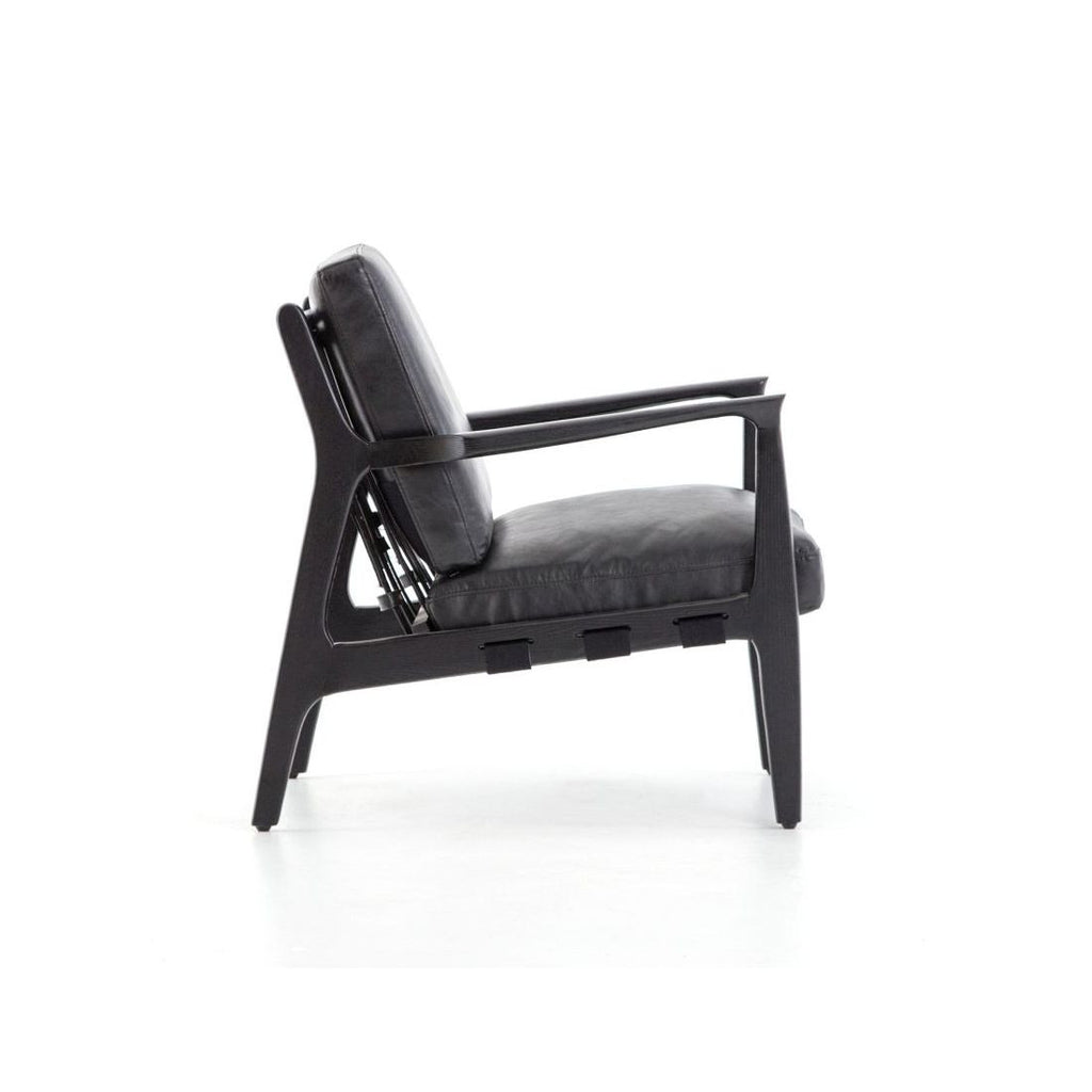 ... Bishop Silas Chair   Leather ...