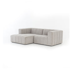 Greyson Langham Channeled 2 Piece Sectional