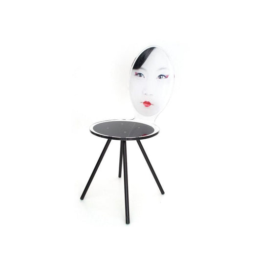 Acrila Asian Chair - Madame YU