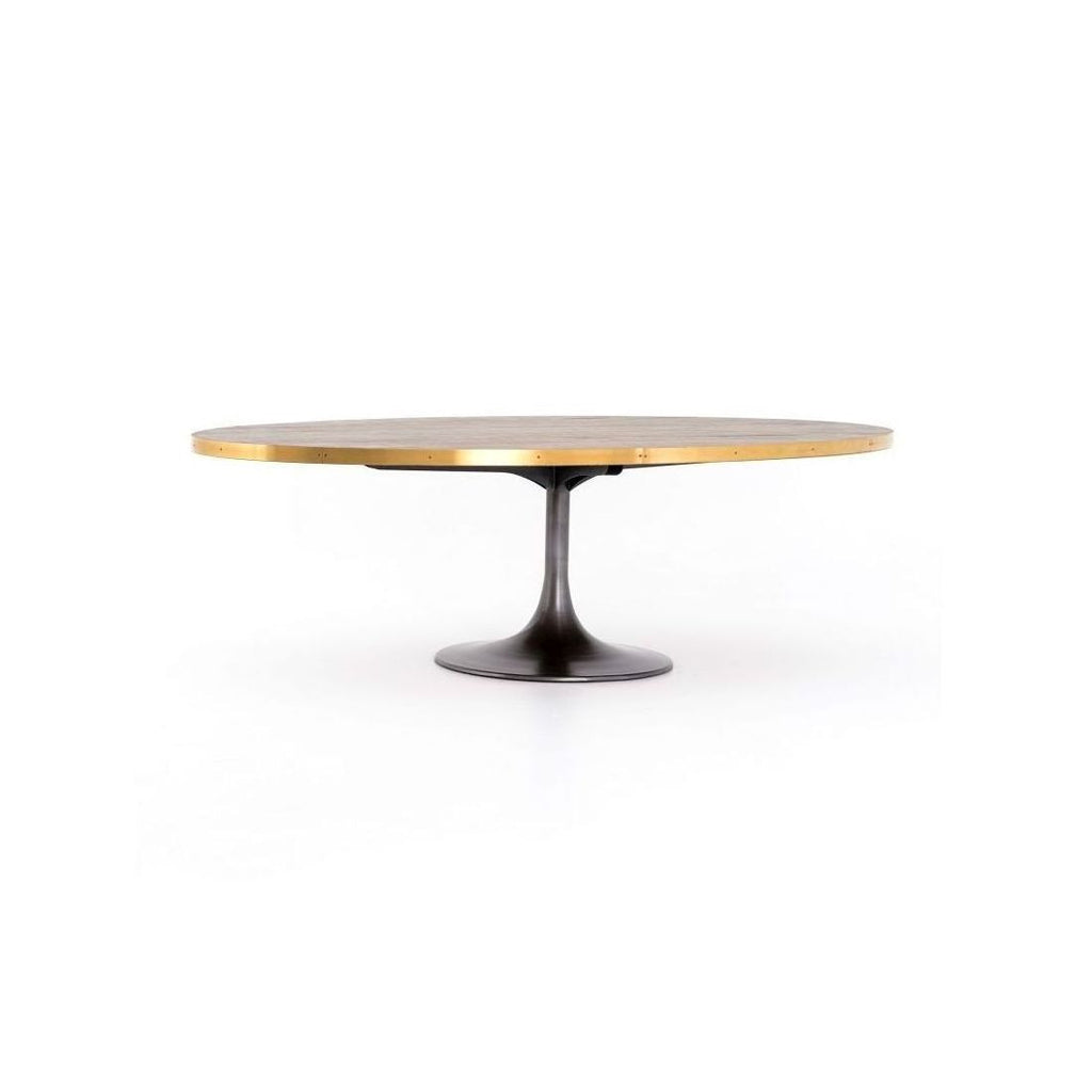 Hughes Evans 98 Quot Oval Dining Table 2bmod