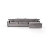 Kensington Plume Sectional 136""