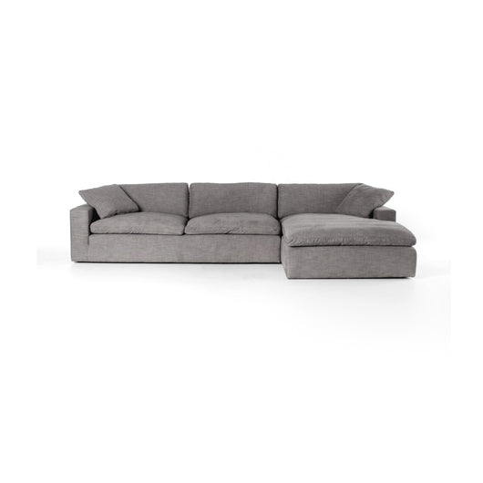 Kensington Plume Sectional 136