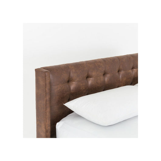 Kensington Newhall Bed - Tobacco