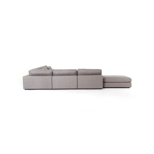 Kensington 5 Piece Bloor Sectional with Ottoman