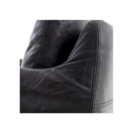 Kensington Banks Swivel Chair - Leather