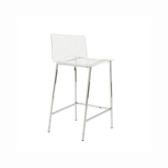 Euro Style Chloe-C Counter Stool - Set of 2