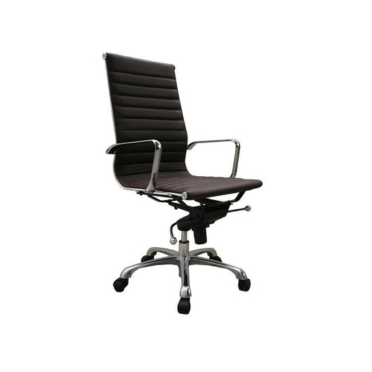 J&M Furniture Comfy High Back Office Chair