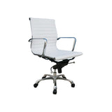 J&M Furniture Comfy Low Back Office Chair