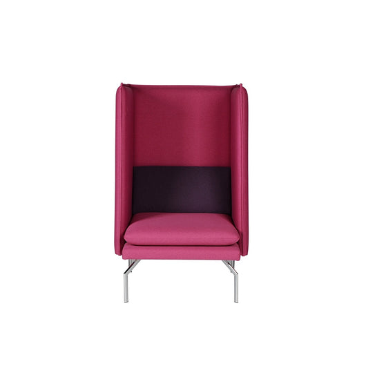 B&T  Cube Chair - High Back