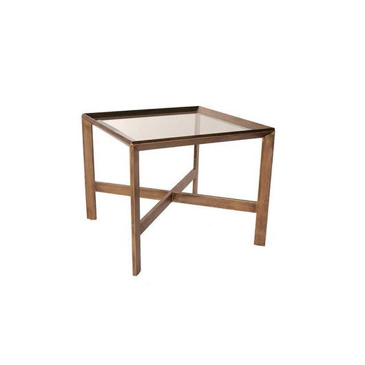 Allan copley denise end table