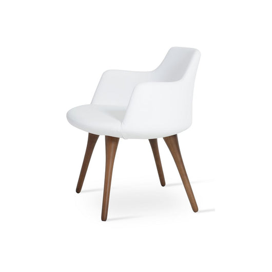 Sohoconcept Dervish Wood Dining Chair
