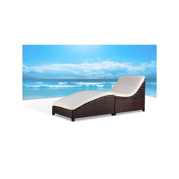 Wave Patio Lounge Chair