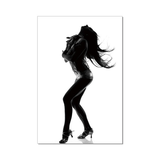 J&M Premium Acrylic Wall Art - Dance