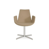 Sohoconcept Eiffel Arm 4 Star Dining Chair