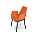 Sohoconcept Eiffel Arm Wood Dining Chair