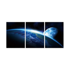 J&M Premium Acrylic Wall Art - Earth