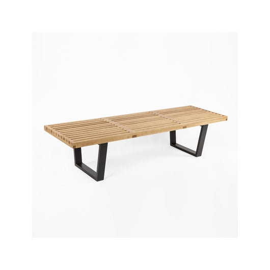 The Kolding Slat Bench