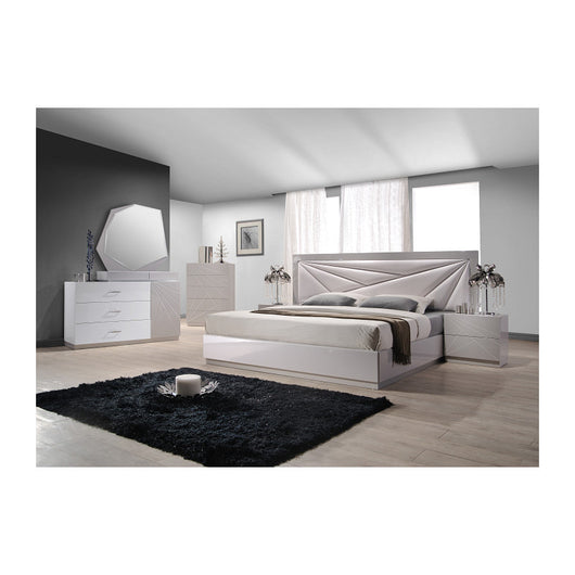 J&M Furniture Florence Bed