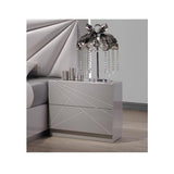 J&M Furniture Florence Nightstand