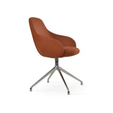 Sohoconcept Gazel Arm Spider Dining Chair