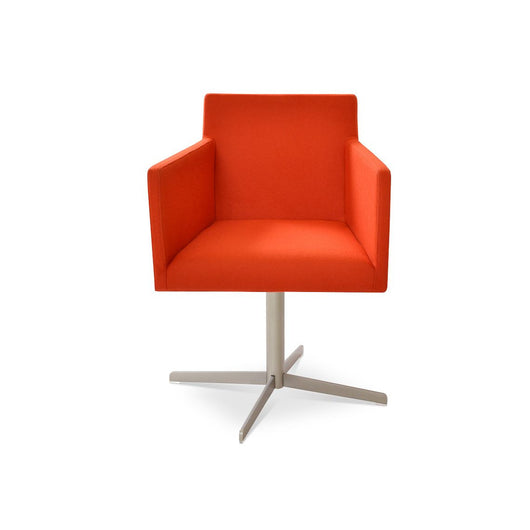Sohoconcept Harput 4 Star Swivel Dining Chair