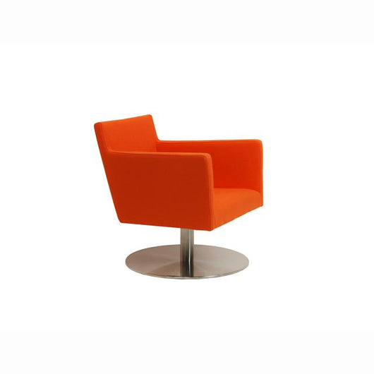 Sohoconcept Harput Swivel Lounge Chair