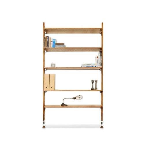 District Eight Theo Wall Unit with Large Shelves