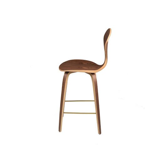 Nuevo Satine Counter Stool