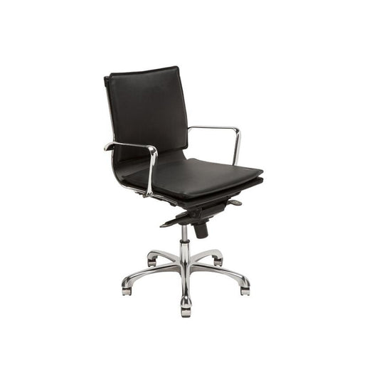 Nuevo Carlo Office Chair - Low Back