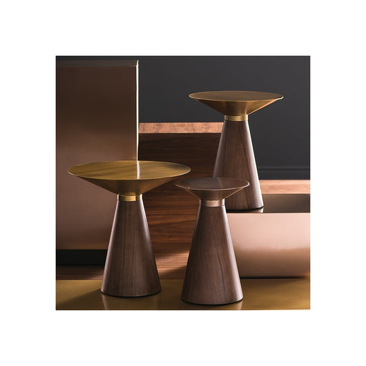 Nuevo Iris Side Table 19""